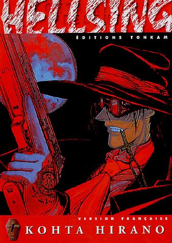 Hellsing, Tome 1 :