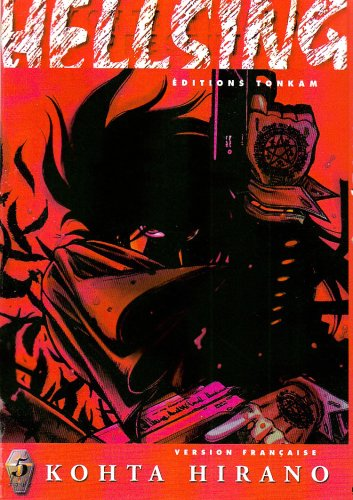 Hellsing, Tome 5 :