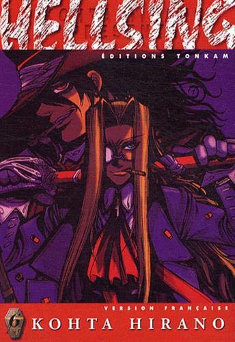 Hellsing, Tome 6 :
