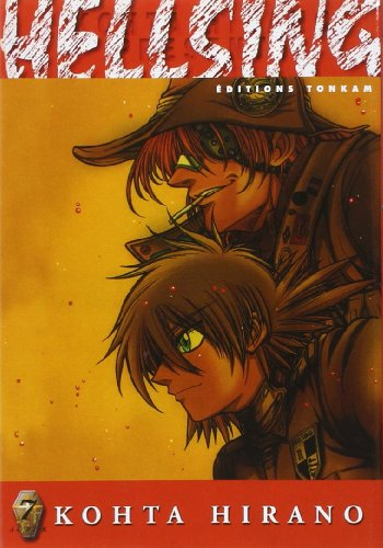 Hellsing, Tome 7 :