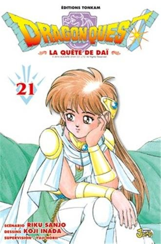 Dragon Quest, Tome 21 :