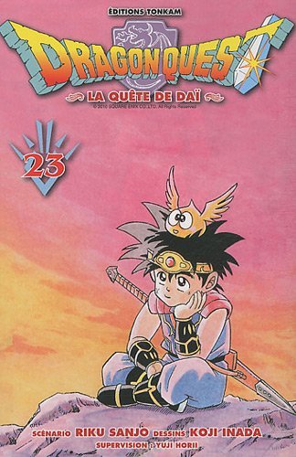 Dragon Quest, Tome 23