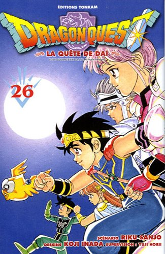 Dragon Quest, Tome 26