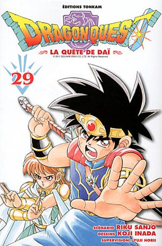 Dragon Quest, Tome 29