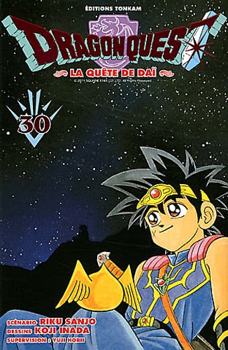 Dragon Quest, Tome 30 :