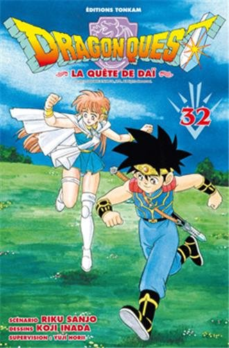 Dragon Quest, Tome 32 :
