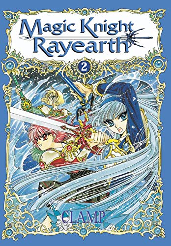 Magic Knight Rayearth, Tome 2 :