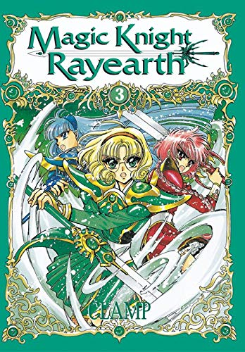 Magic Knight Rayearth, Tome 3 :