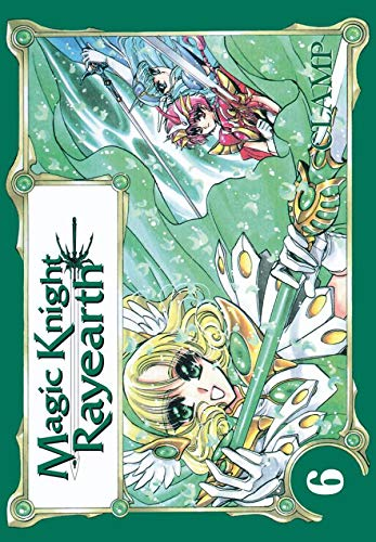 Magic Knight Rayearth, tome 6