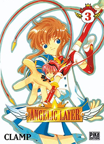 Angelic Layer, tome 3