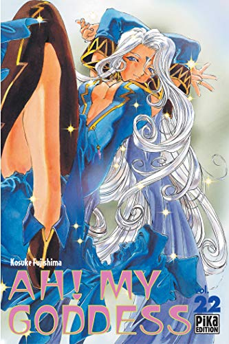 Ah ! My goddess, tome 22