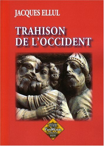 Trahison de l'Occident