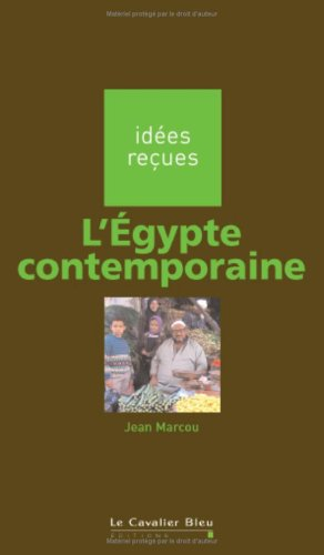 L'Egypte contemporaine