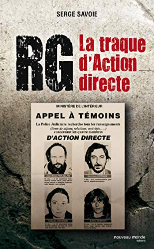 RG, La traque d'action directe