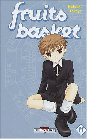 Fruits Basket, tome 11