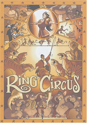 Ring Circus, tomes 1 à 4 (Coffret de 4 volumes)