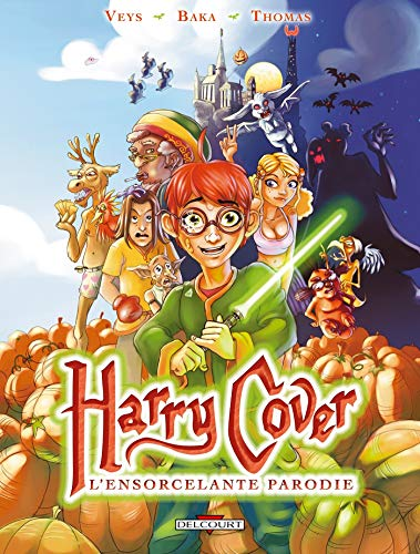 Harry Cover. Tome 01, . L'ensorcelante parodie,  | Baka (1972-....)
