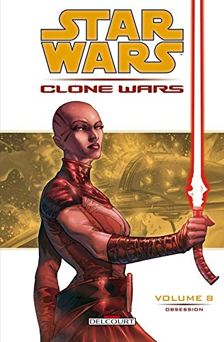 Star Wars The Clone Wars, Tome 8