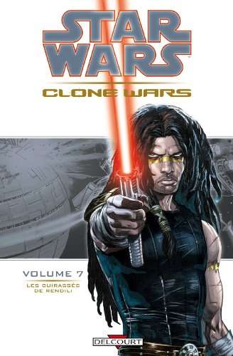Star Wars The Clone Wars, Tome 7