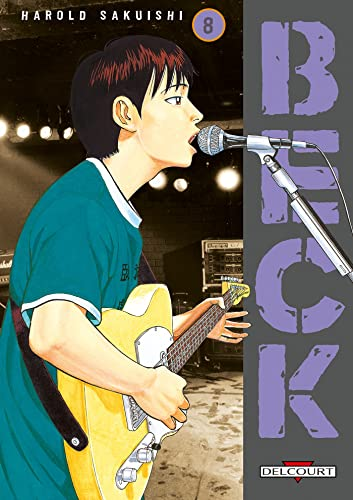 Beck, Tome 8 :
