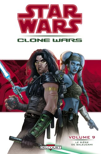 Star Wars The Clone Wars, Tome 9