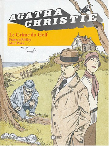 Agatha Christie, Tome 7 : Le Crime du Golf