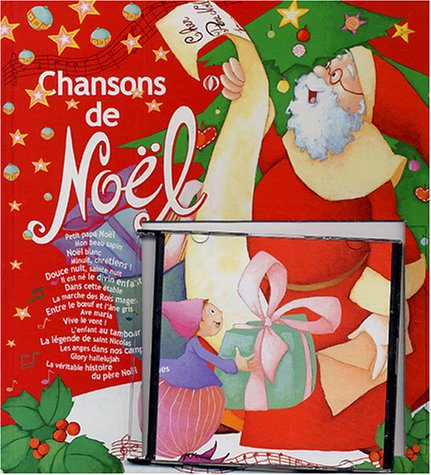 Chansons de Noël (1CD audio)