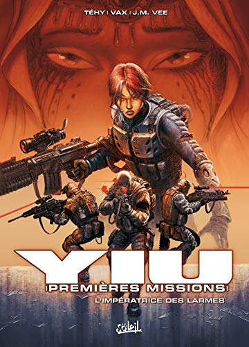 Yiu, premières missions, Tome 3
