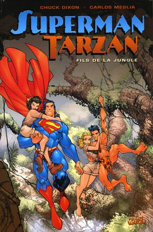 Superman Tarzan : Fils de la jungle