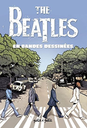 The Beatles en bande dessinées