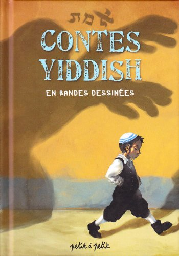 Contes yiddish en bandes dessinées