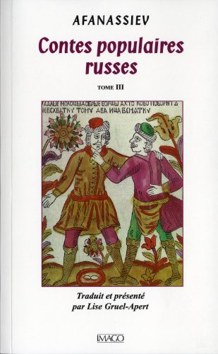 Contes populaires russes Tome 3