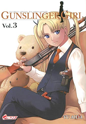 Gunslinger Girl, Tome 3 :
