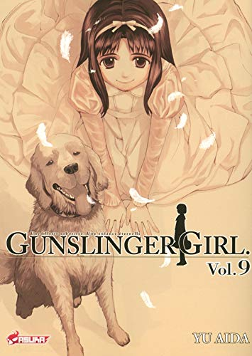 Gunslinger Girl, Tome 9 :