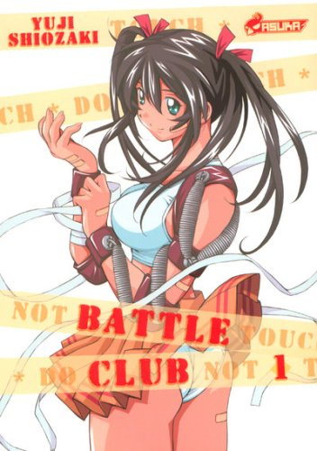 Battle Club, Tome 1 :