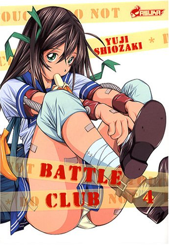 Battle Club, Tome 4 :