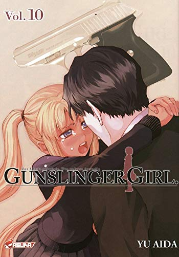 Gunslinger Girl, Tome 10 :
