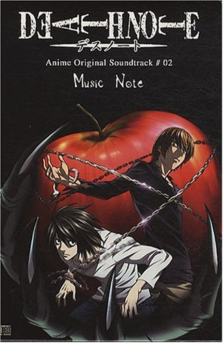 Death Note Anime Original Soundtrack, Tome 2