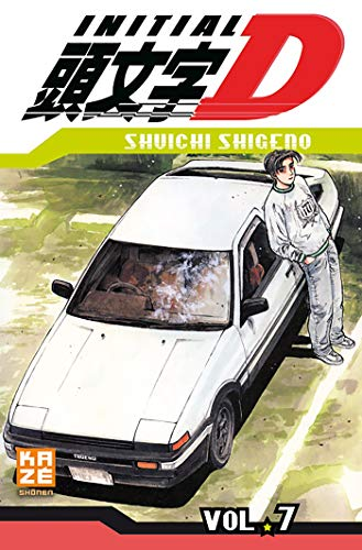 Initial D, Tome 7 :