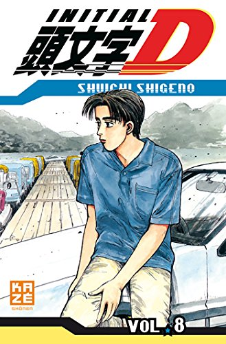 Initial D, Tome 8 :