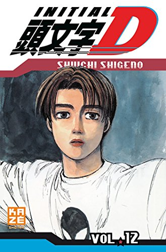 Initial D, Tome 12 :
