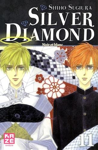 Silver Diamond, Tome 11