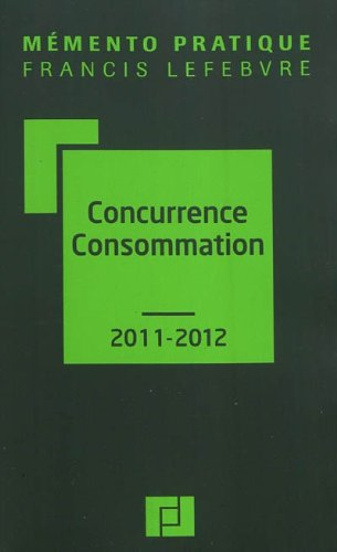 Concurrence-consommation