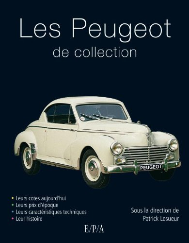 Peugeot de collection