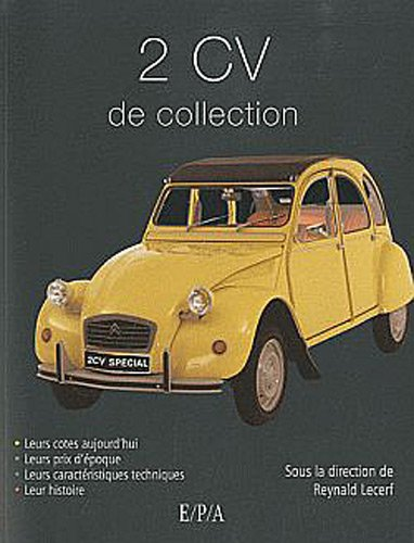 2 CV de collection