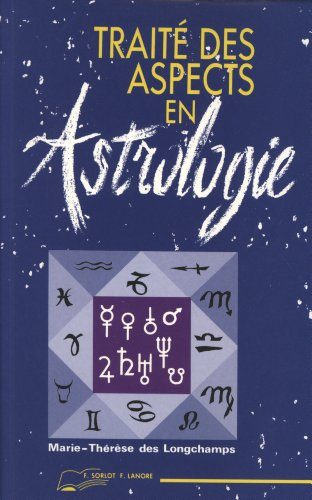 Traité des aspects en astrologie