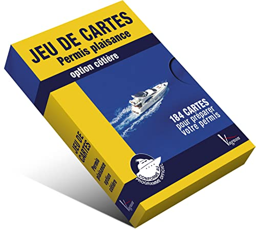 Cartes Tests Vagnon Permis Cotier
