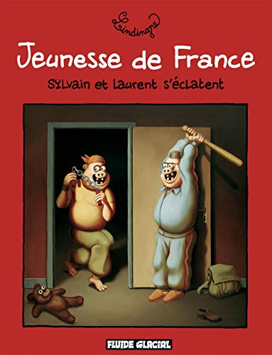 Jeunesse de France : Sylvain et Laurent s'éclatent