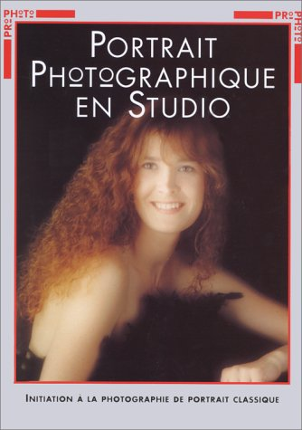 Portrait photographique en studio
