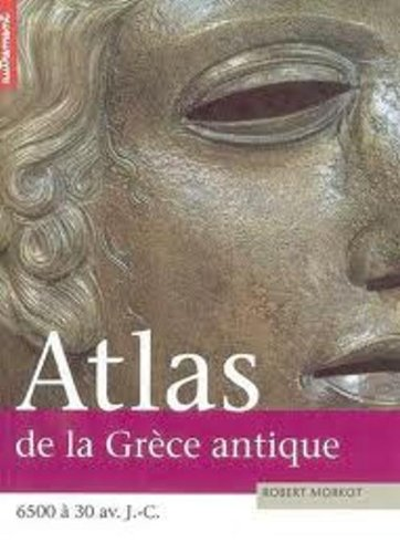 Atlas de la grece antique